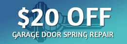 Garage Door Spring Repair Cartersville